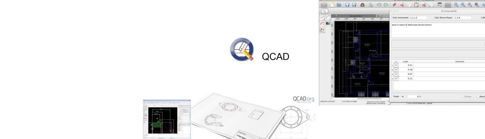 QCAD add-ons