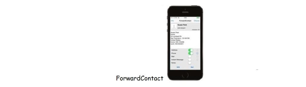 ForwardContact 2.0
